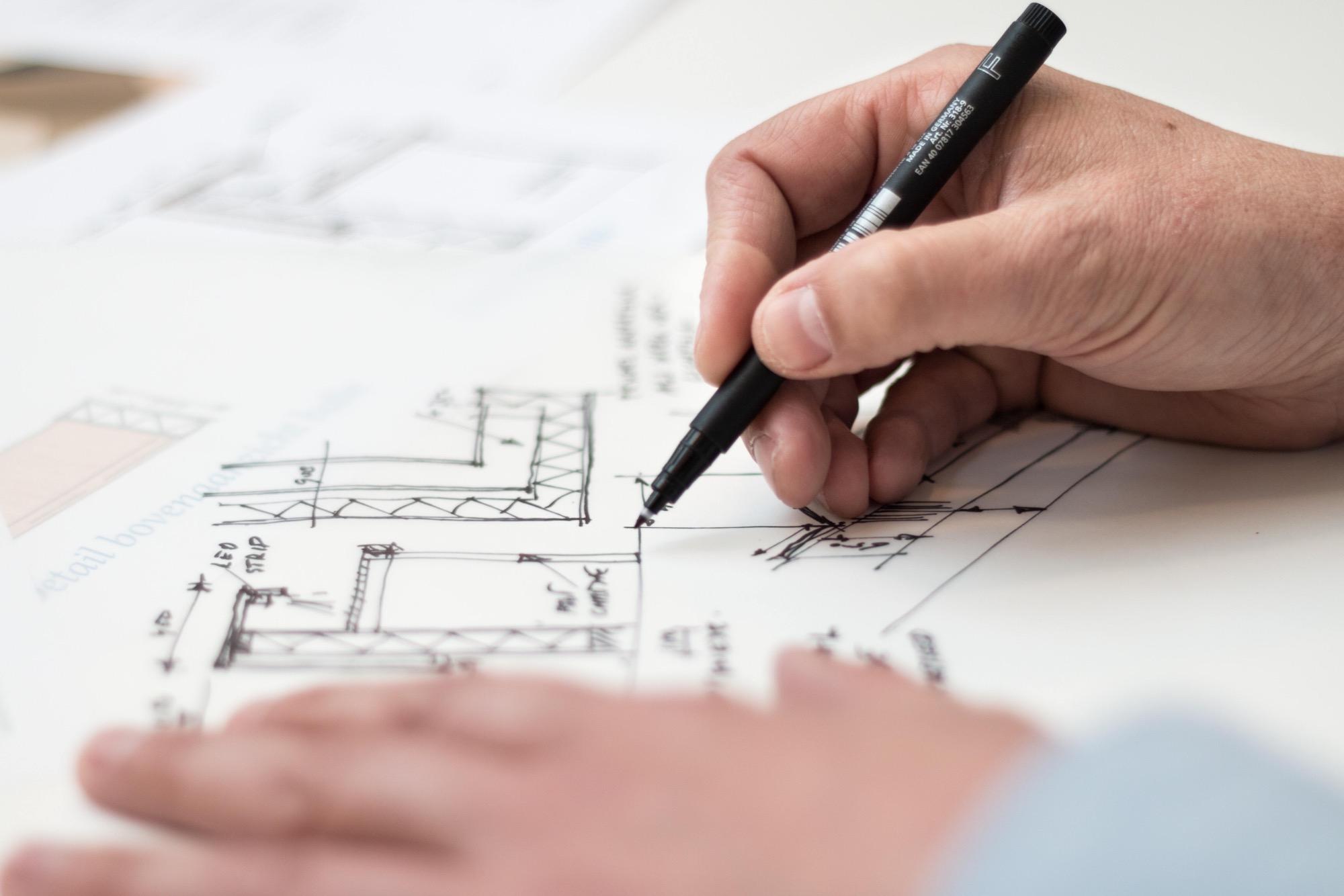 Focus métier : le rôle de l'architecte dans un projet immobilier